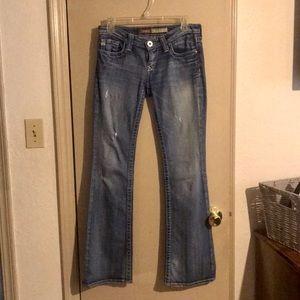 Big Star Jeans Size 25L